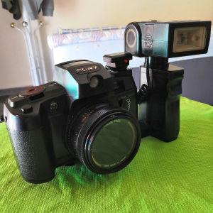 Sony 9002 Motor Drive_flash Foto