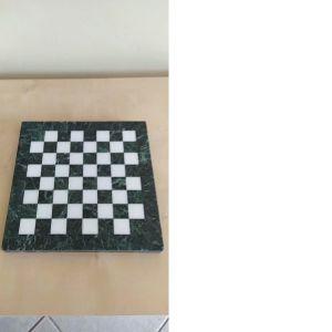 Μαρμάρινο Σκάκι χωρίς πίονια 20*20