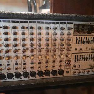 Μικροφωνική κονσόλα Behringer Europower PMX2000