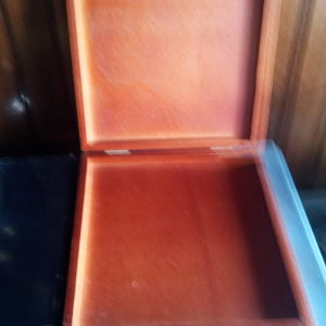 ΜινιΑνεμη & ξυλινο κουτι