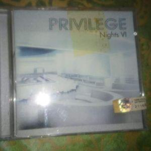 CD PRIVILEGE NIGHTS VI-CD ΣΦΡΑΓΙΣΜΕΝΟ