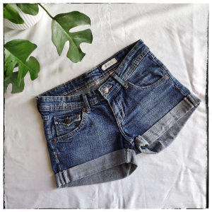 [ ΣΟΡΤΣΑΚΙ ] Jean Shorts [ Small ]