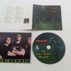 Averon An Echo From Beyond CD