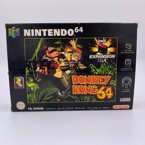 Donkey Kong N64 Expansion Pak (1999)