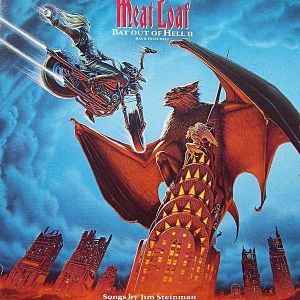 """MEAT LOAF""""BAT OUT OF HELL II:BACK INTO HELL"""" - CD"""