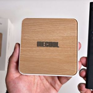 Mecool KM6 Android TV Deluxe 4/64