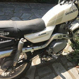 HONDA CL250 μοντελο '85