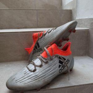 Ποδοσφαιρικά Παπούτσια Nike, Adidas No 45+1/3