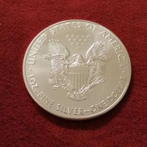 American Silver Eagle 1oz!!!