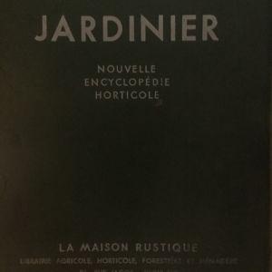 Συλλεκτική γαλλική  εγκυκλοπαίδεια κηπουρικής