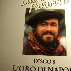 Pavarotti Disco 8