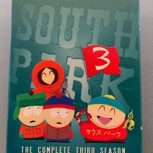 South park ο τρίτος κύκλος dvd