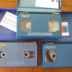 Κασετες Digital BETACAM D94 Sony-FUJIFILM-Maxell