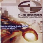G SURFERS FEATURING TRACK EDITOR - PS2