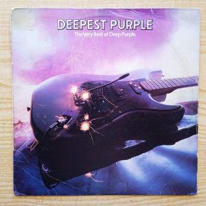 DEEP PURPLE -   Deepest Purple (The Very Best Of Deep Purple) Δισκος Βινυλιου Classic Hard Rock