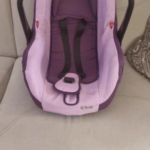 Καρότσι με τσάντα,Καθίσματα αυτοκίνητου και κούνια όλα μαζι