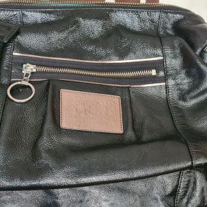 Coach δερμάτινη τσάντα