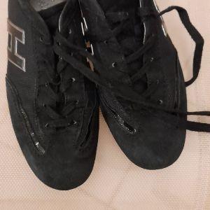 Sneakers Hogan μαυρα γυναικεια