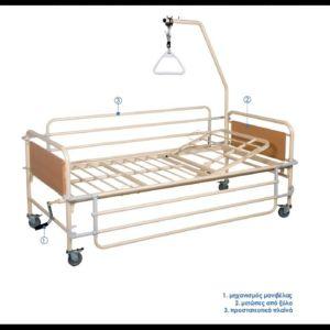 Ορθοπεδικό κρεβάτι με Στρώμα , Ελαφρά Μεταχειρισμένο (1 μήνα)