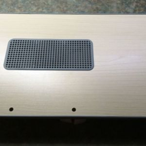 Εργονομικό τραπεζάκι laptop με μεταλλικό σκελετό & ρυθμιζόμενο ύψος & ανεμιστήρα
