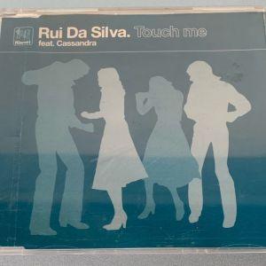 Rui Da Silva ft. Cassandra - Touch me 4-trk cd single