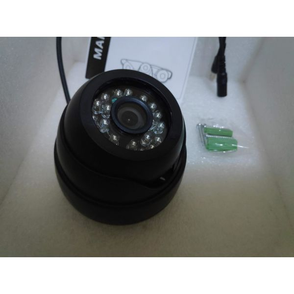 kamera asfalias DOME 1200TVL ipsilis analisis