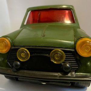 Mini Cooper ΑΦΟΙ Παππά 1977