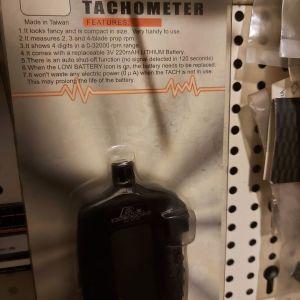 στροφομετρο τηλεκατευθηνομενων μοντελων