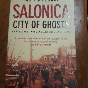 SALONICA CITY OF GHOSTS