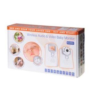 Ενδοεπικοινωνία μωρού με κάμερα ασύρματη & baby monitors