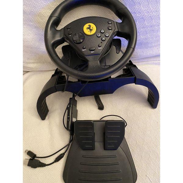 timoni ke petalia Ferrari GT Racing Wheel, Thrustmaster