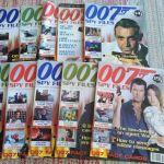 James Bond 007 Spy Files Magazine (Set of 32 τεύχη)