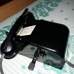 Τηλέφωνο μαγνητικό MIX& GENEST, της Γερμανικής Βέρμαχτ, Β' Παγκοσμίου Πολέμου, ετους 1940.