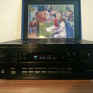 ΡΑΔΙΟΕΝΙΣΧΥΤΗΣ Pioneer VSX-609 Dolby Digital DTS