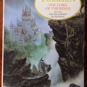 """J.R.R Tolkien  The Lord of the Rings, Part One  """"The Fellowship of the Ring"""""""