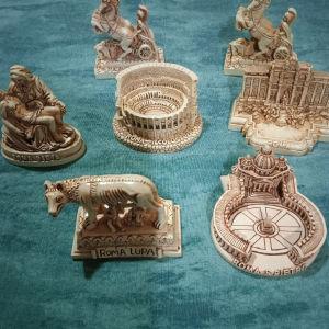 Συλλογή Ρωμαϊκών αναπαράστασεων.