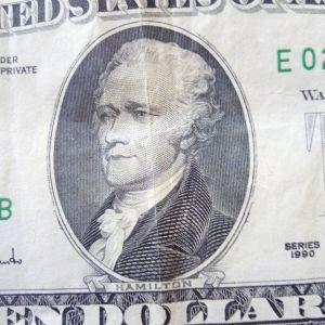 2 Χαρτονομισματα 10 Δολαρα(1990-1995)