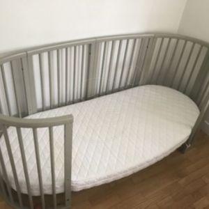 Κρεβάτι παιδικό STOKKE