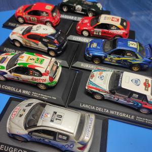 Συλλεκτικά αυτοκινητάκια De Agostini