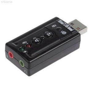 USB Καρτα Ηχου