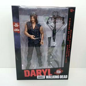 McFARLANE The Walking Dead Deluxe Action Figure Daryl Dixon (S6) 25 cm BRAND NEW