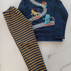 Πυτζάμες φούτερ dpam
