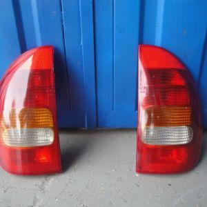 Opel Corsa B 1997-2000 1.6 16v Φανάρια Πίσω