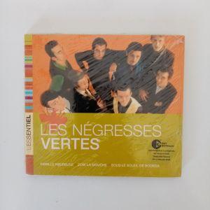 Les Negresses Vertes - L'essentiel (CD Compilation, Copy Protected)