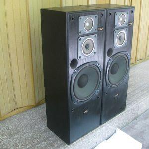 ηχεια jvc sp x 990 bke (10'' woofer)