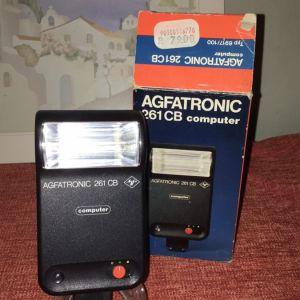 Φλας Agfatronic 261 CB computer