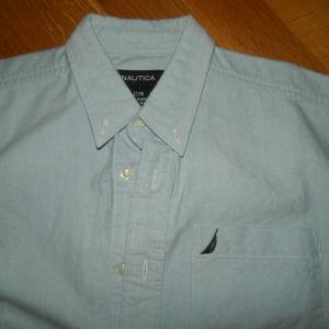 nautica πουκαμισο για 12-14χρ