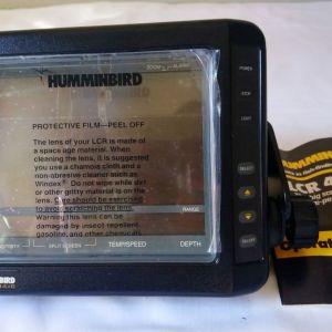 ψάρεμα SONAR  monitor HUMMINBIRD LCD 4X6 FISH FINDER