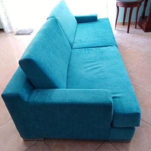 καναπές τριθεσιος