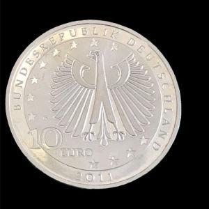 ΓΕΡΜΑΝΙΑ 10 ευρώ 2011